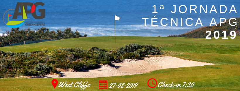 1ª Jornada Técnica APG 2019 - West Cliffs