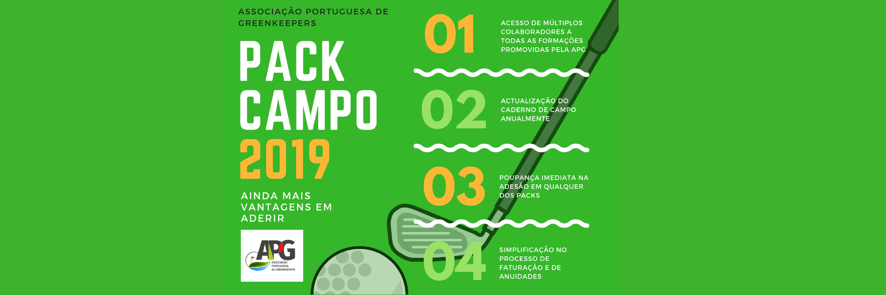 Pack Campo 2019