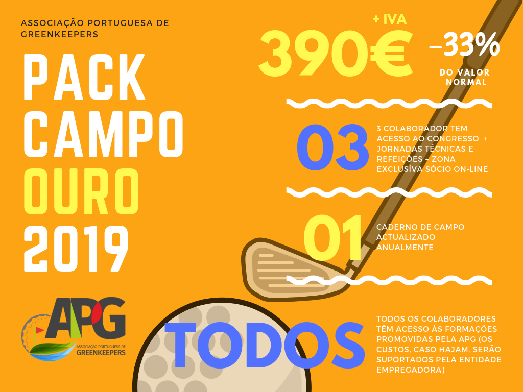 Pack campo ouro 2019  1